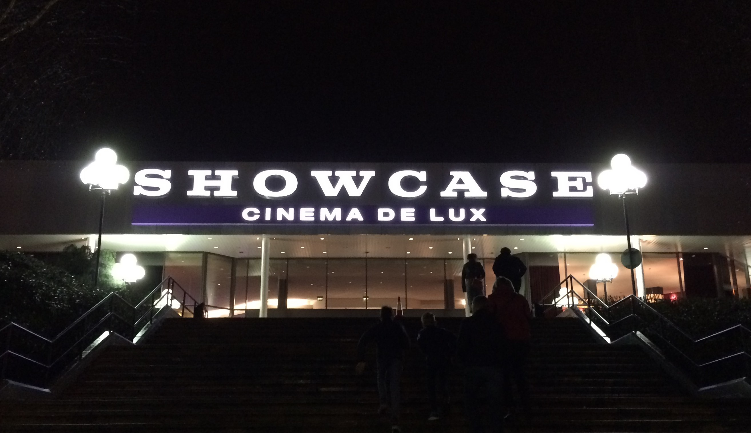 Showcase cinema de lux