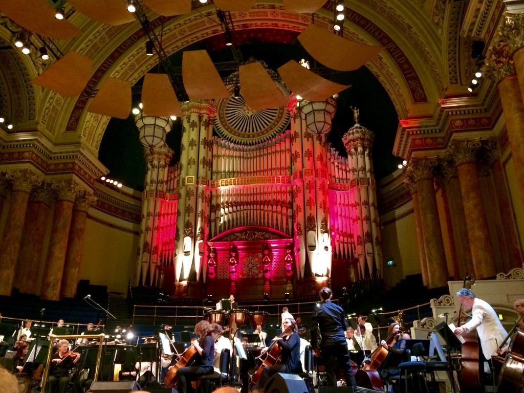 The Orchestra of Opera North at the Town Hall