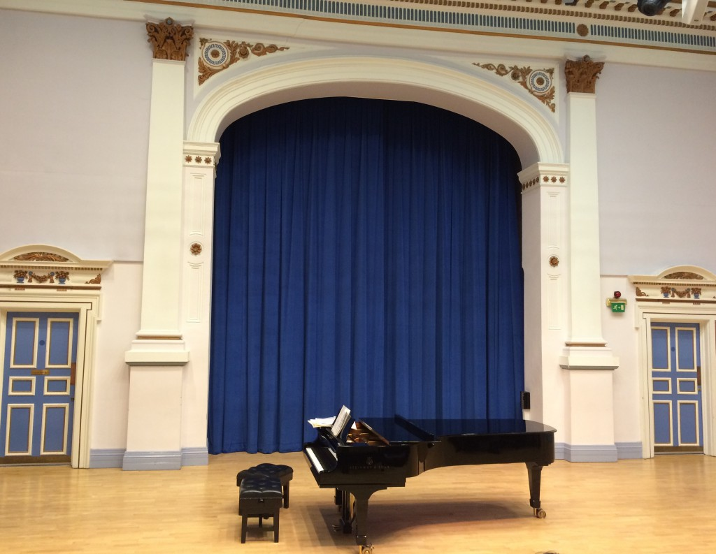 Clothworkers Concert Hall
