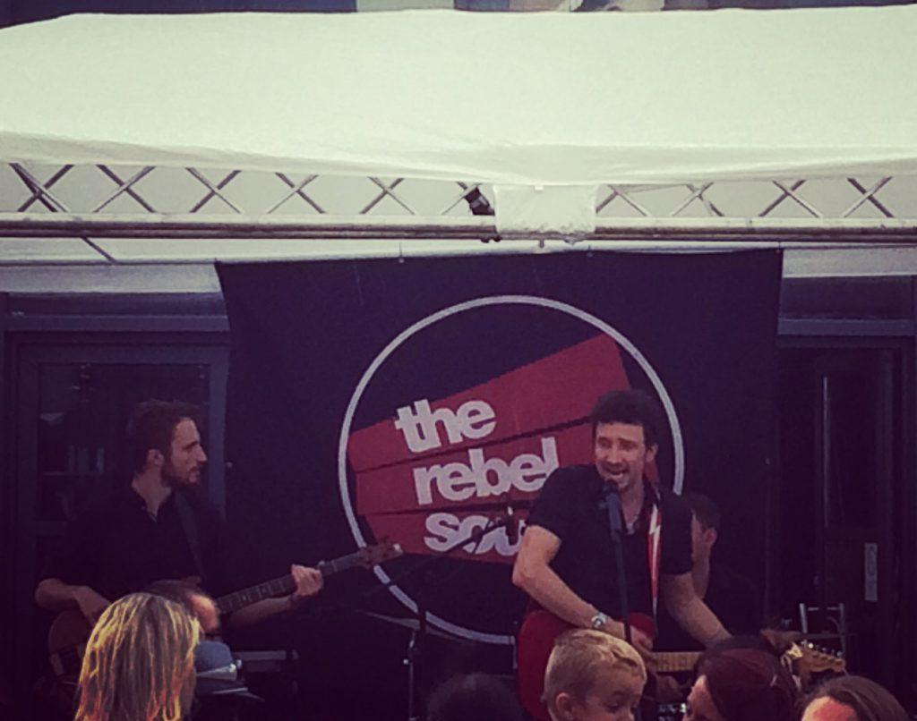 The Rebel Sound
