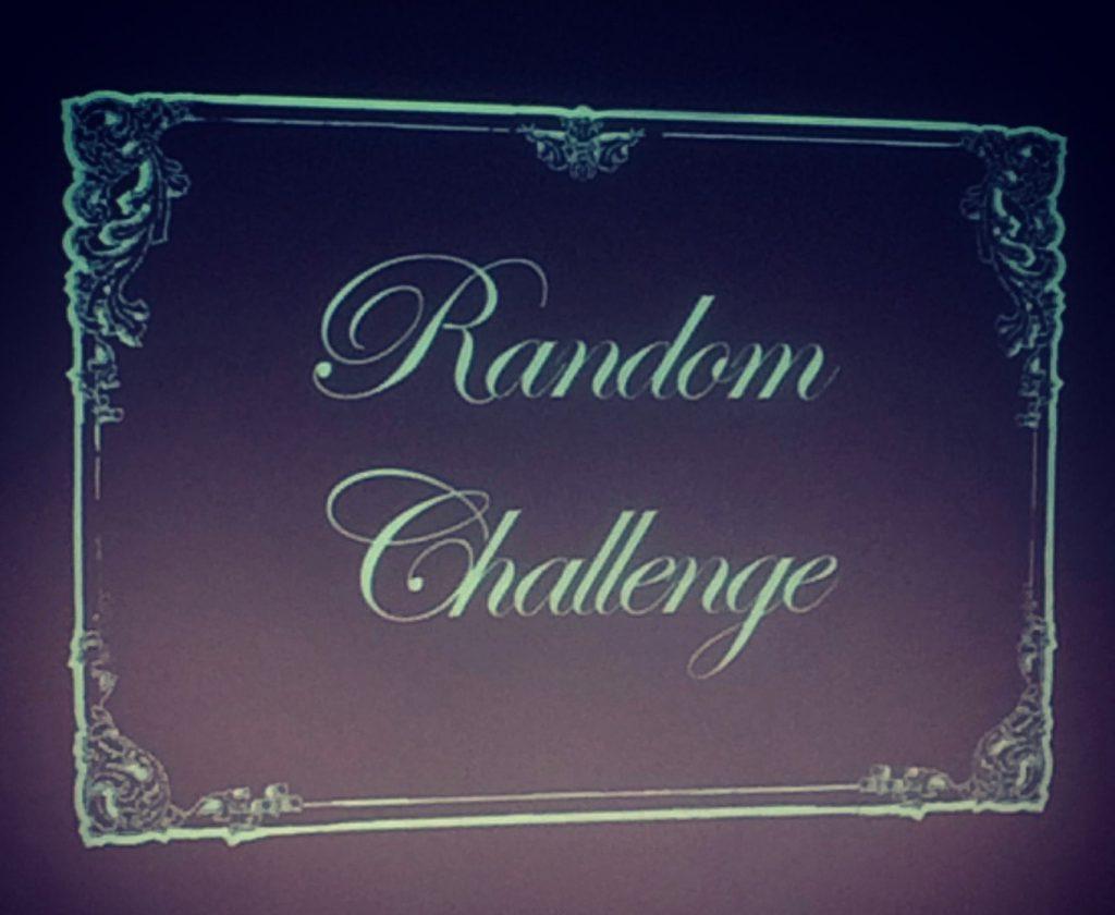 Random challenge