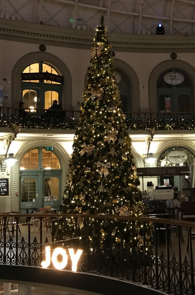 Corn Exchange tree